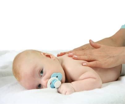El cuidado quiropráctico es beneficioso para los recien nacidos