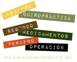 La quiropráctica es una solución natural y efectiva para la hernia discal
