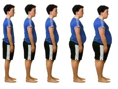 Consejos quiroprácticos: sobrepeso y dolor de espalda