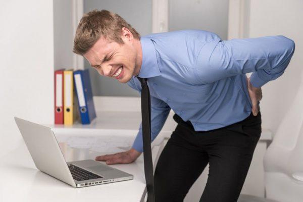 Reducción de las bajas laborales a causa del dolor de espalda