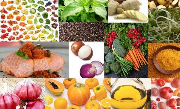 Dieta antiinflamatoria para prevenir problemas osteoarticulares